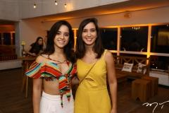 Paula e Lara Freitas