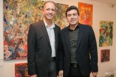 Regis Medeiros e Alexandre Pereira