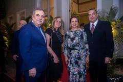 Assis Cavalcante, Cibele e Ricardo Braga