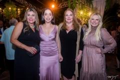 Erika Ximenes, Roberta Fontelles Philomeno, Luiziane Cavalcante e Sandra Mourão