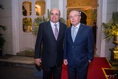 Fernando Cirino e Antônio José Melo