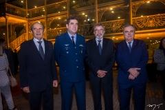 João Teixeira, Coronel Alex, Eudoro Santana e Assis Cavalcante