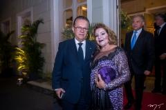 José Evaldo Silva e Marta Peixe