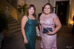 Keila Menezes e Ana Paula Braga