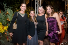 Manuela Nogueira, Carmen Frota, Joana Maciel e Cristina Machado