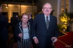 Margarida Tavares e Claudio Martins