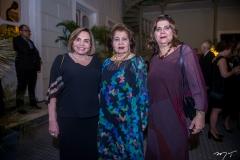 Marize Rolim, Edyr Rolim e Lúcia Costa