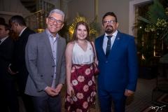 Nelson Gonçalves, Tainá Sampaio e Valter Gomes