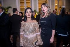 Olinda Sousa e Regiane Rorigues
