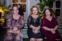Sônia Ribeiro, Iolanda Araújo e Francilda Ribeiro