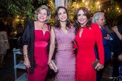 Stella, Sandra e Denise Rolim