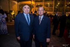 Wilton Daher e Renato Bonfim