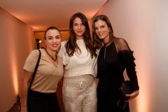Natália Leal, Nathalie Felsberg E Christina Glaeser