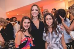 Ana Paula Daud, Luisa e Laura Melo