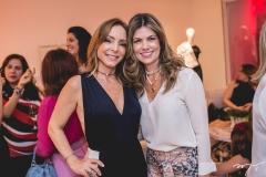 Ana Paula Daud e Inês de Castro