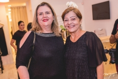 Ania Freire e Graça Romcy