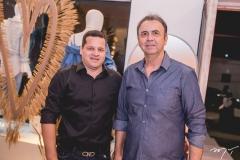 Augusto Borges e João Cateb Melo