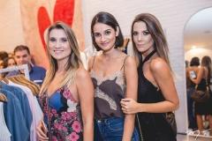 Cintia Mendes, Lu Palhano e Camila Militão
