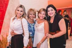 Grazi Nogueira, Vera Furtado, Vanessa Queirós e Viviane Almada