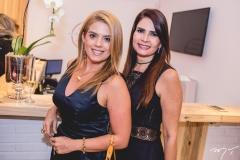 Leticia Studart e Lorena Pouchain