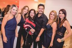 Lilian Porto, Ana Paula Daud, Martinha Assunção, Vinicius Machado, Leticia Studart e Lorena Pouchain