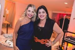 Lilian Porto e Viviane Almada