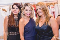 Lorena Pouchain, Lilina Porto e Leticia Studart