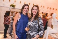 Luciana Borges e Márcia Andréa
