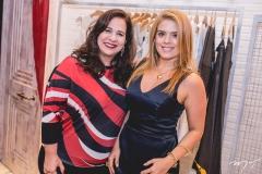 Martinha Assunção e Leticia Studart
