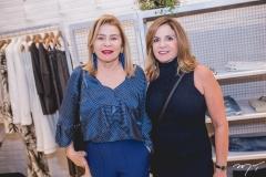 Rebeca Martins e Amazonia Vasconcelos