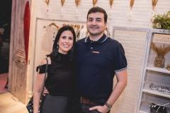 Renata e Wantan Laercio Filho