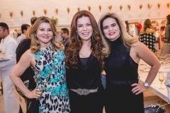 Silvania Guimarães, Claudia Quental e Germana Cavalcante