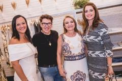 Simone Ximenes, Roberto Lúcio, Ana Vale e Márcia Andréa