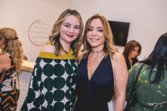 Soraya Skati e Ana Paula Daud