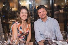 Mônica Costa e Marconi Lemos