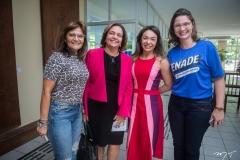 Adriana Helena, Ana Paula Araújo, Daniele Coimbra E Lia Brasil