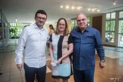 Henrique Sá, Cristina Maia E Euler Muniz