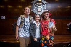 Paola Torres, Vânia Freitas E Ivonete Morais