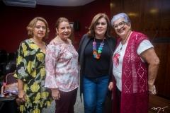 Suely E Alzinete Pimentel, Lucinda Marques E Fátima Torres