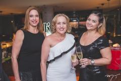 Ana Cláudia Canamary, Fernanda Arruda e Rachel Cardoso