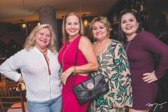 Betinha Pessoa, Nicole Lobo, Vera Costa e Karol Castro