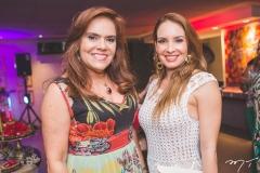 Cláudia Alexandre e Ana Cristina Lima