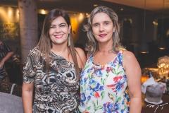 Denise Pinheiro e Sílvia Tigre