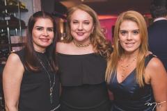 Lorena Pouchain, Luiziane Cavalcante e Letícia Studart