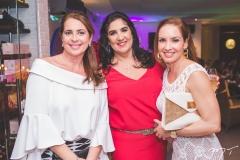 Márcia Andréa, Izabeli Leitão e Ana Cristina Lima