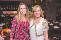 Marjorie Marshall e Ana Cristina Montenegro