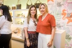 Inês Castro e Andreia Guilherme