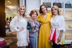 Priscila Silva, Tane Albuquerque, Rafaela Furlanetto e Maira Silva