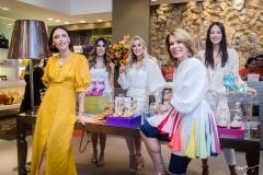 Rafaela Furlanetto, Manuela de Castro, Priscilla, Maira Silva e Giovanna Silveira