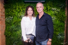 Claudia e Roberto Gradvohl